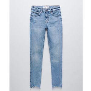 Zara Jeans - Zara Jean mid rise